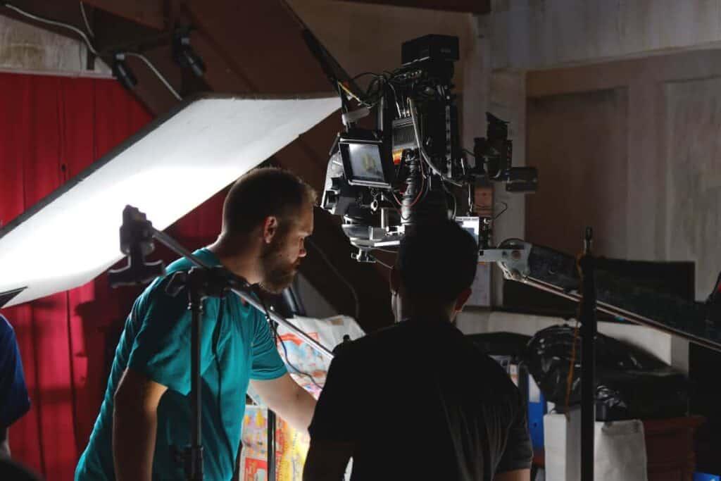 Manila Video Production Company Filma Crew and Equipment