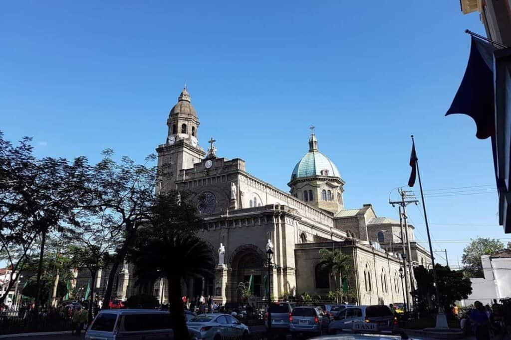 Manila Video Production Company Filma Manila Metropolitan Cathedral-Basilica