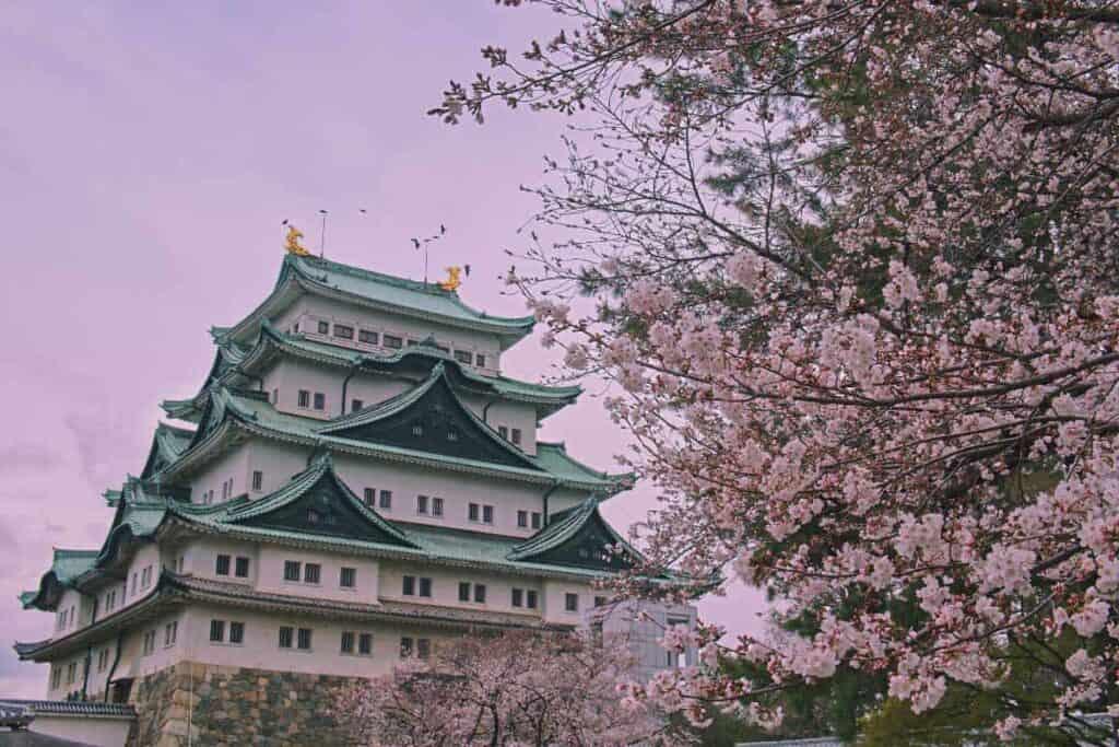 Nagoya Video Production Company Filma Nagoya Castle Location
