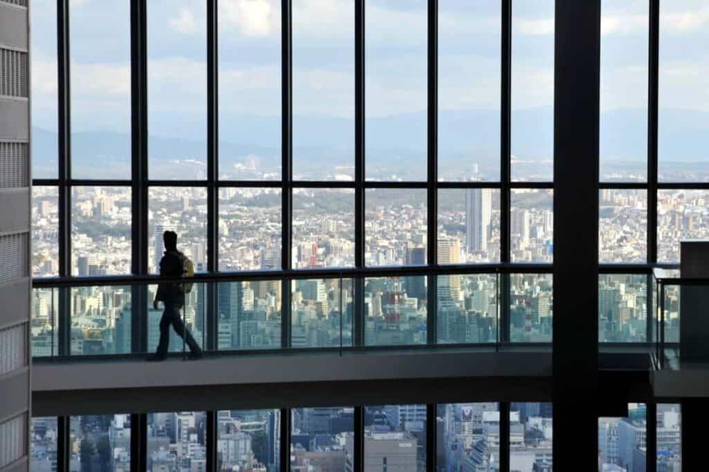 Nagoya Video Production Company Filma Sky Promenade Midland Square Location