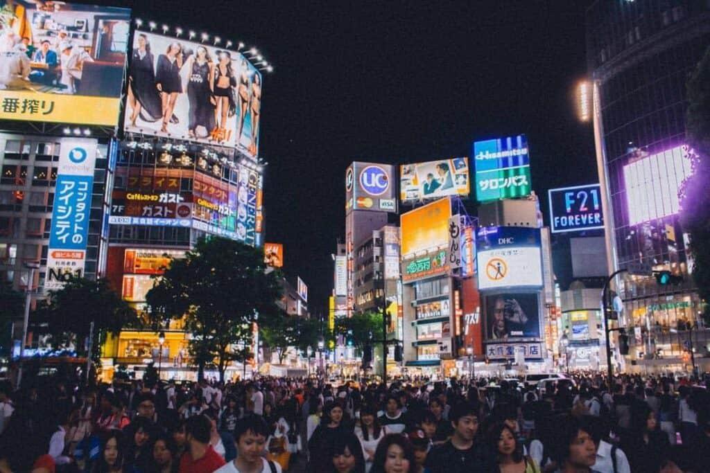 Tokyo Video Production Company Filma Shibuya Square Location