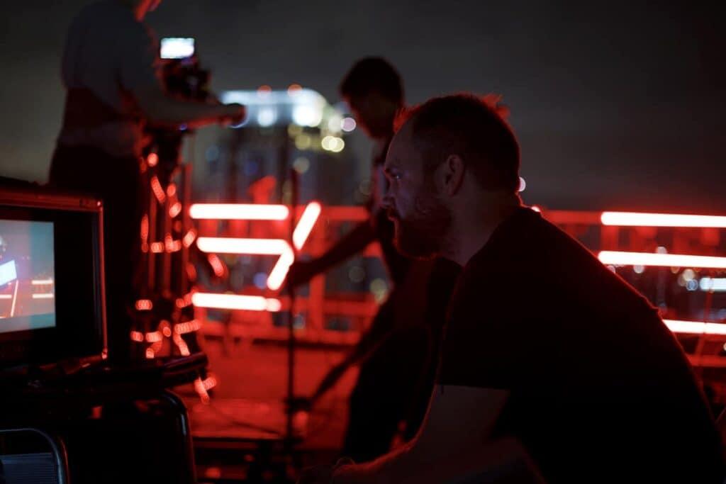 Tokyo Video Production Company Filma Team Shoot