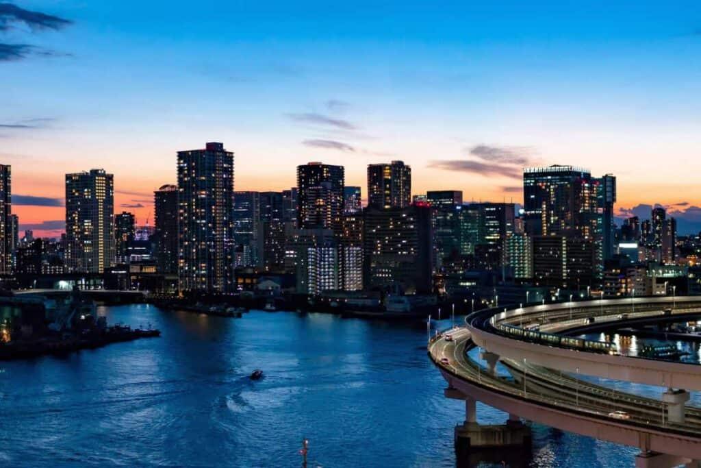 Tokyo Video Production Company Filma Tokyo Skyline