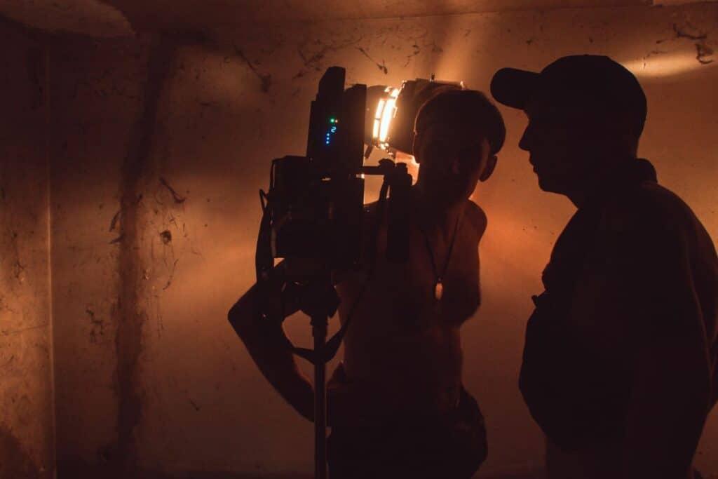 Hanoi Vietnam Video Production Company Filma Camera Equipment and Crew