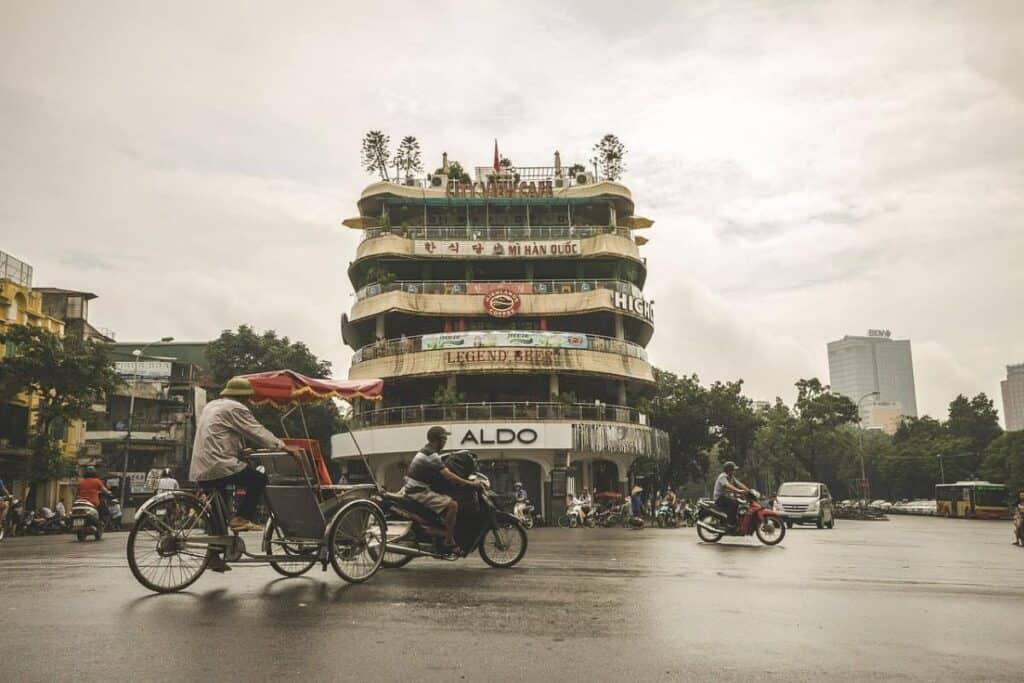 Hanoi Vietnam Video Production Company Filma Hanoi Old Quarters Location