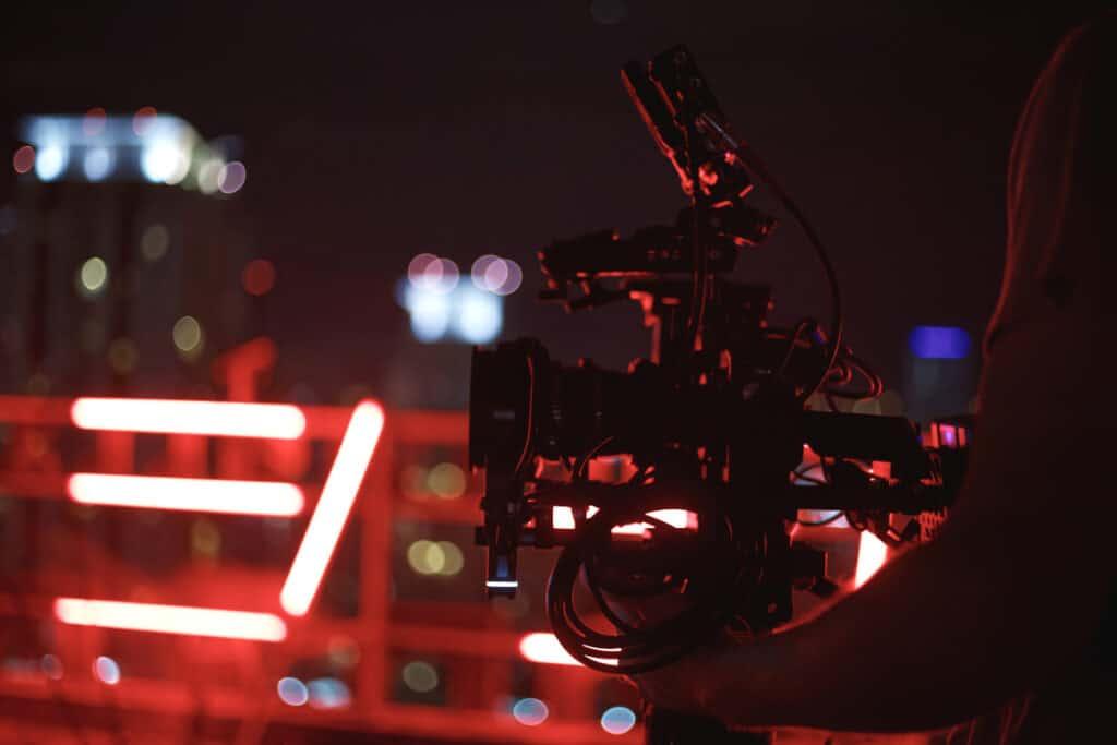 Kuala Lumpur Malaysia Video Production Company Filma Camera Equipment