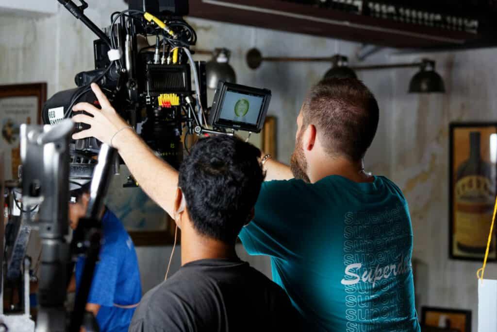 Kuala Lumpur Malaysia Video Production Company Filma Camera Equipment and Crew