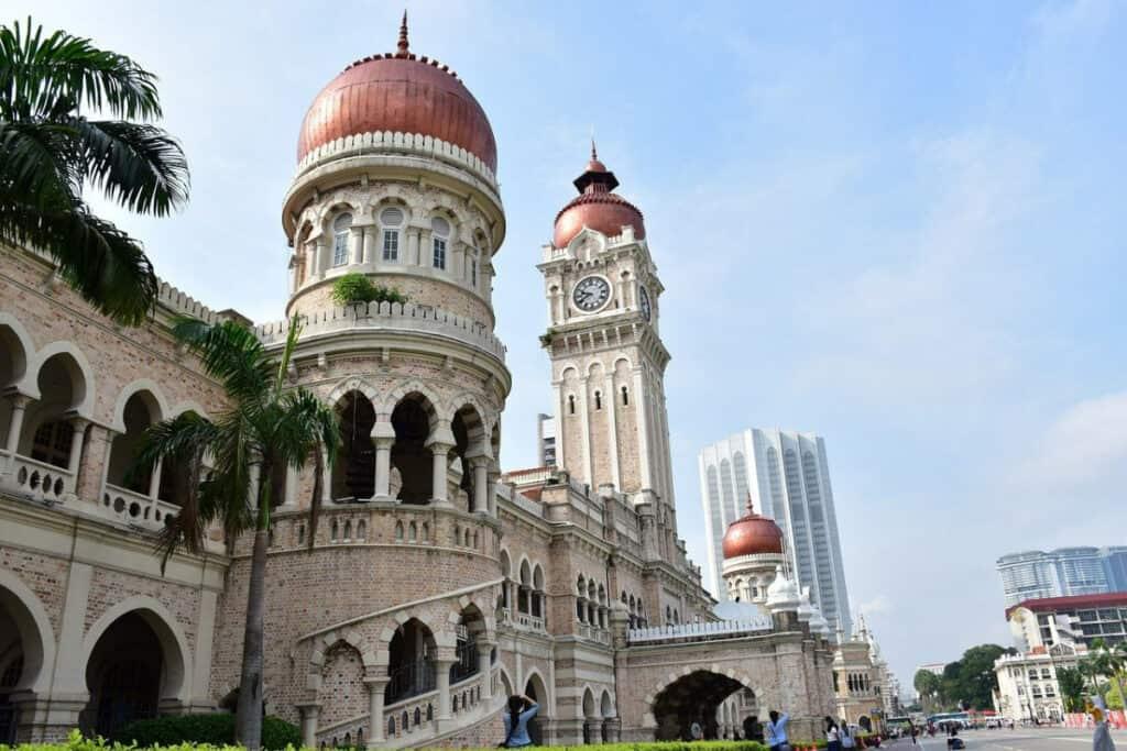 Kuala Lumpur Malaysia Video Production Company Filma Sultan Abdul Samad