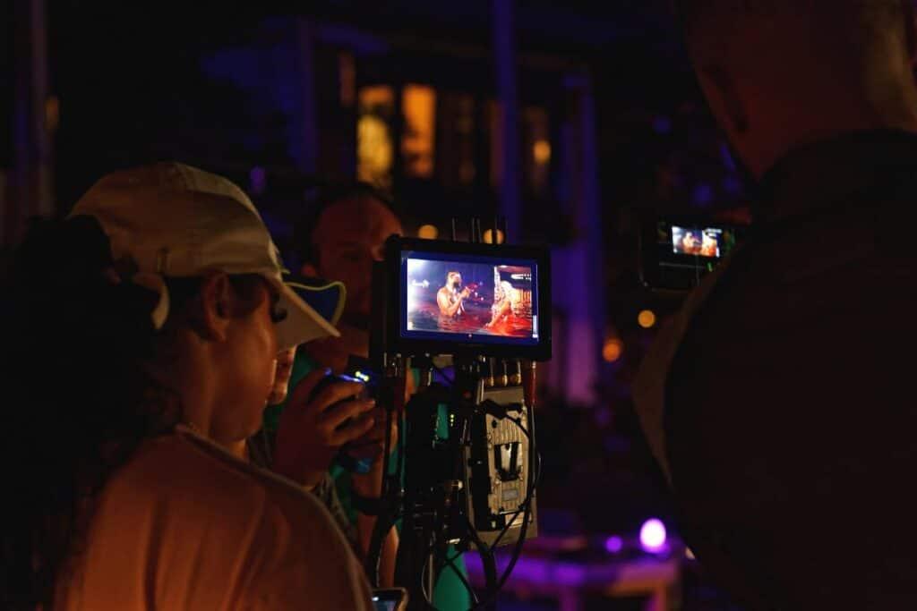 Seoul South Korea Video Production Company Filma Team Shoot