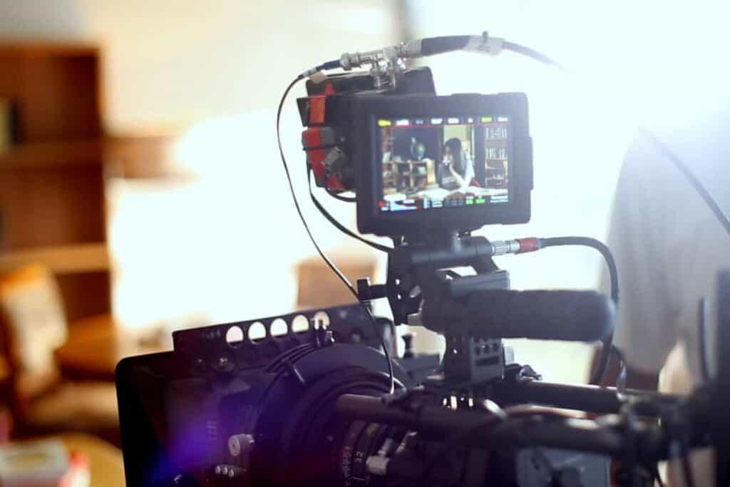 London Video Production Company Filma Camera Equipment