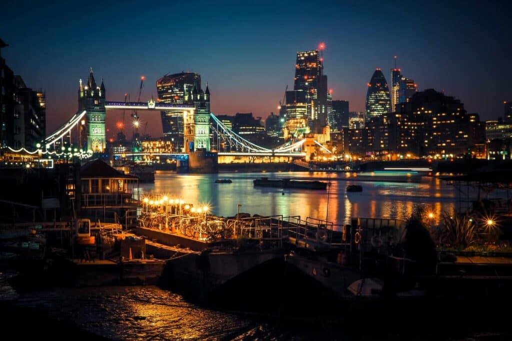 London Video Production Company Filma Locations Skyline