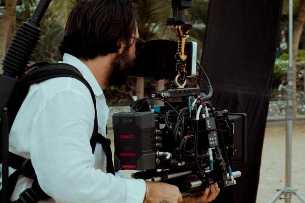 Sao Paulo Brazil Video Production Company Filma Camera Equipment Crew
