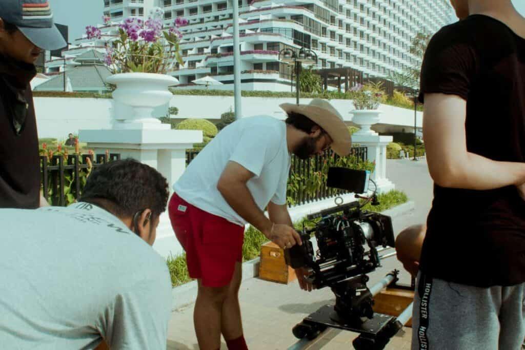 Sao Paulo Filma Video Production Background