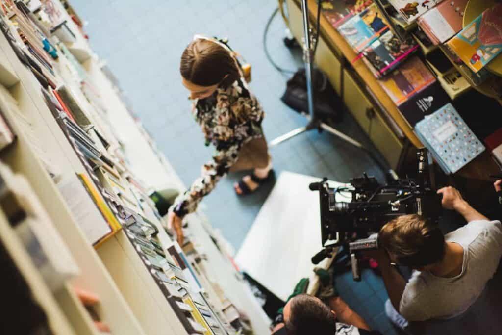 Dubai Video Production Company Filma Filming Equipment and Post-Production Availability