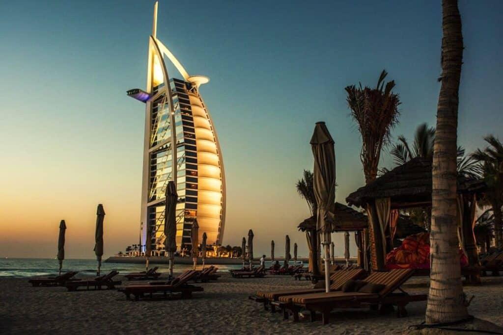 Dubai Video Production Company Filma Locations Dubai Burj-Al-Arab Hotel