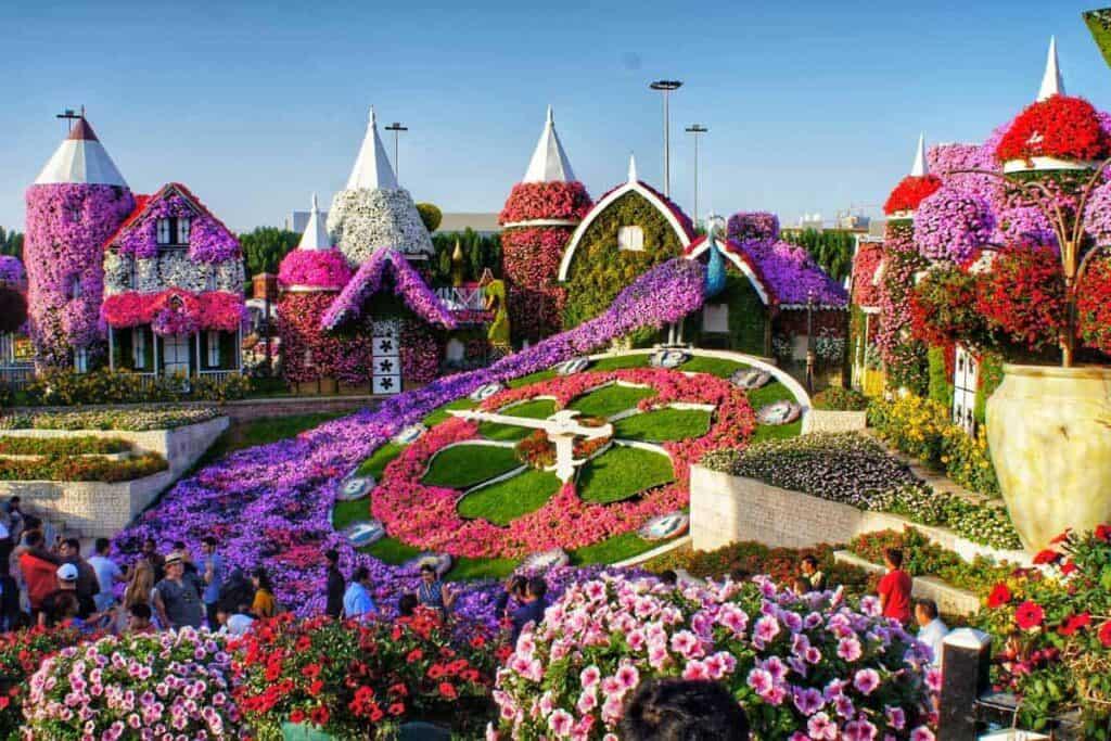 Dubai Video Production Company Filma Locations Dubai Miracle Garden
