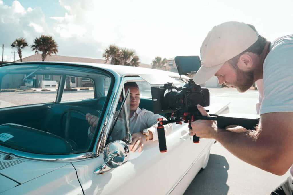 San Francisco Video Production Company Filma Crew and Equipment