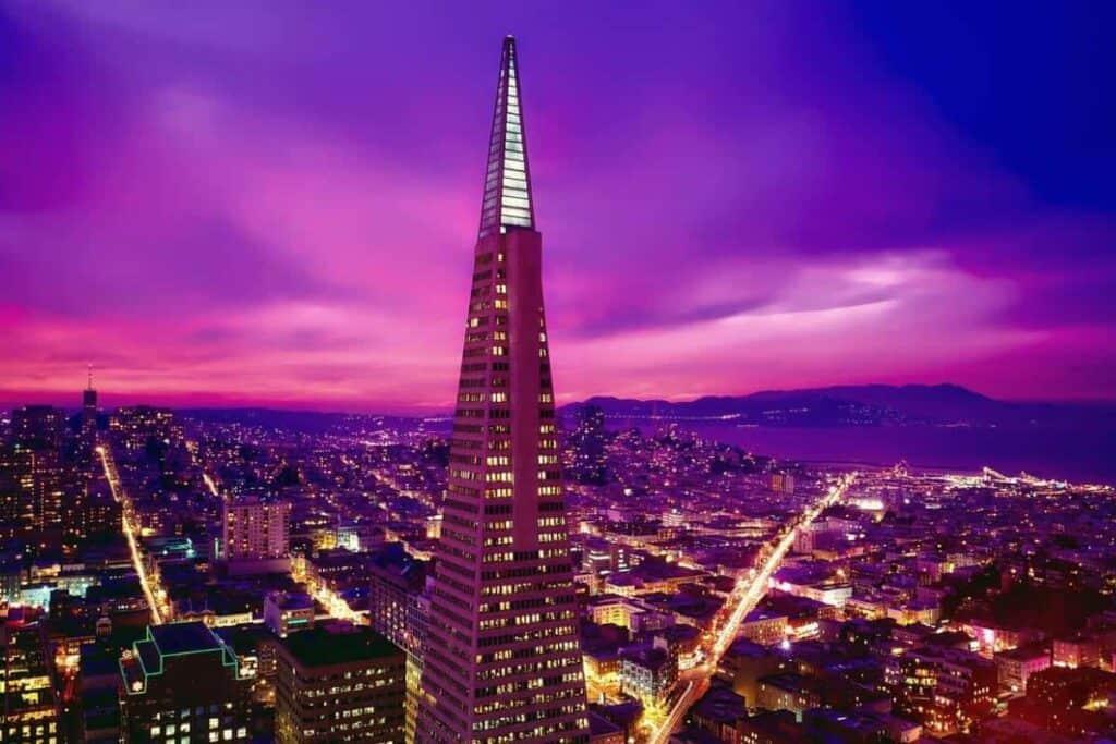 San Francisco Video Production Company Filma Locations Transamerica Pyramid
