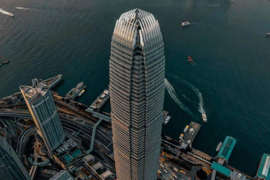 Hong Kong Video Production Company Filma IFC Tower