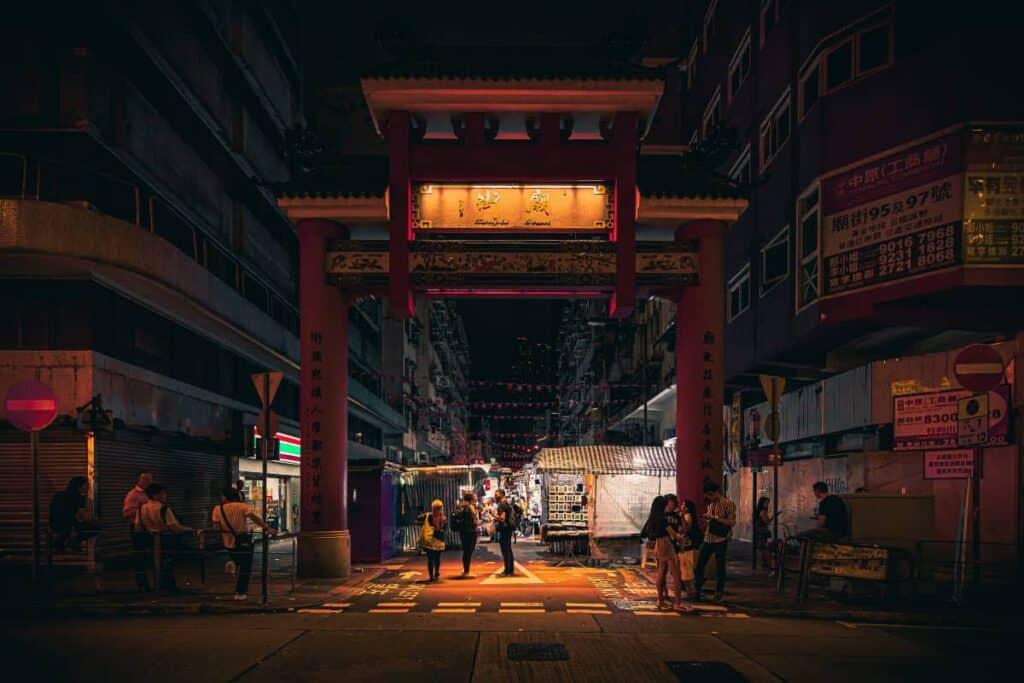 Hong Kong Video Production Company Filma Locations Temple Street Hong Kong